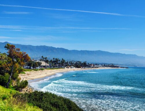 """OUR FAVORITE BEACHES IN SANTA BARBARA. OUR """"SAND-TUARY"""""""